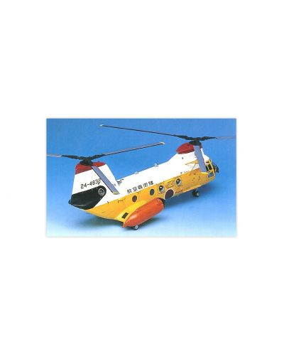 Военен хеликоптер Academy KV-107-II-5 J.A.S.D.F. (12205) - 5