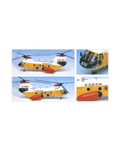 Военен хеликоптер Academy KV-107-II-5 J.A.S.D.F. (12205) - 3