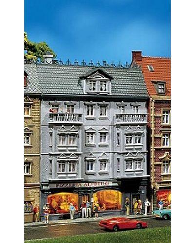 Многоетажна сграда с пицария Alfredo Faller - 1