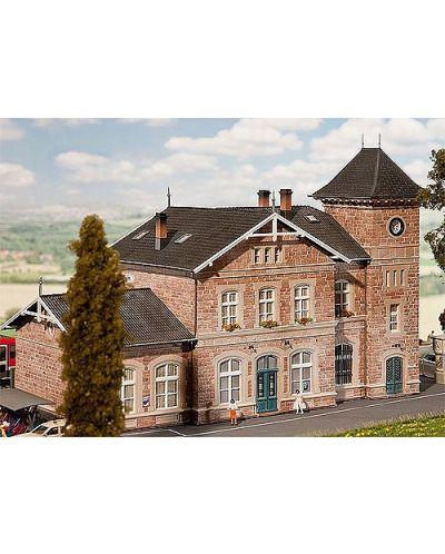 ЖП гара Volgelsheim Station Faller - 5