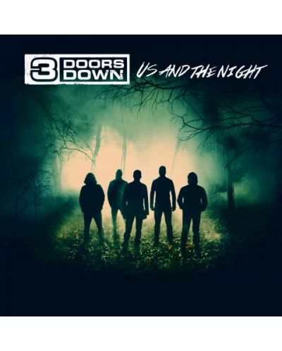 3 Doors Down - Us And The Night (CD) - 1