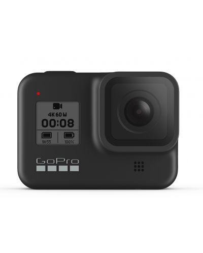 Спортна камера GoPro Hero8 - черна - 1