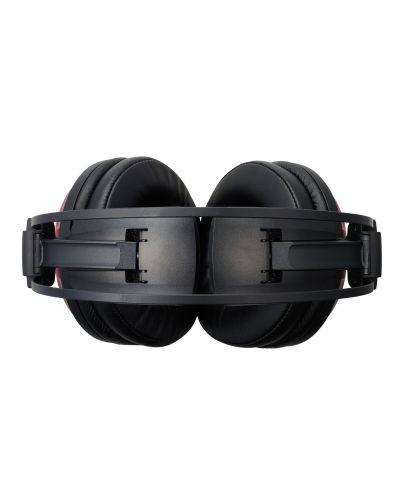 Слушалки Audio-Technica - ATH-A1000Z Art Monitor, hi-fi, червени - 3