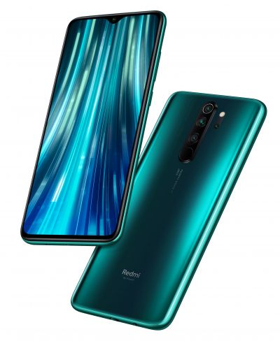 "Смартфон Xiaomi Redmi Note 8 Pro - 6.53"", 64GB, forest green - 2"