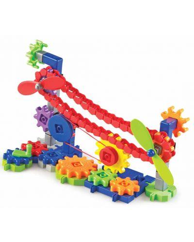 Детски конструктор Learning Resources - Машини в действие - 3