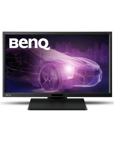 """Монитор BenQ - BL2420PT, 23.8"""", QHD, черен - 2"""