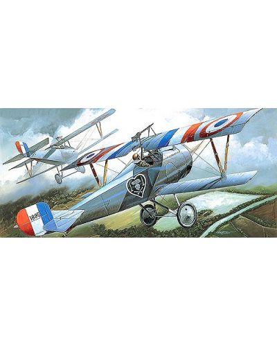 Военен самолет Academy Nieuport 17 (12110) - 6