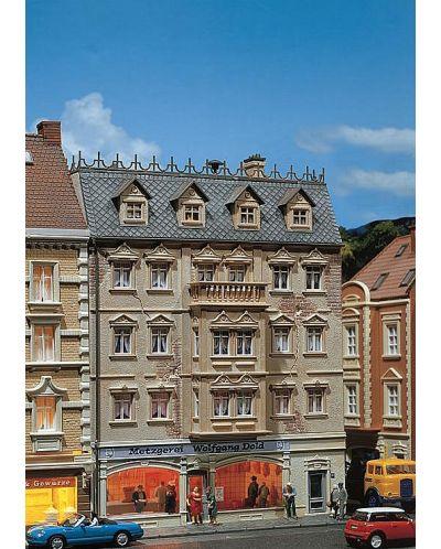 Жилищна сграда с магазин за месо Faller - 1
