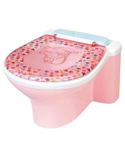 Детски аксесоар Zapf Creation, Baby Born - Забавна тоалетна - 2