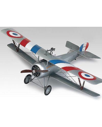 Военен самолет Academy Nieuport 17 (12110) - 1