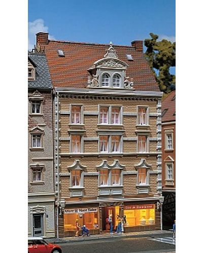 Многоетажна сграда Allianz Faller - 1