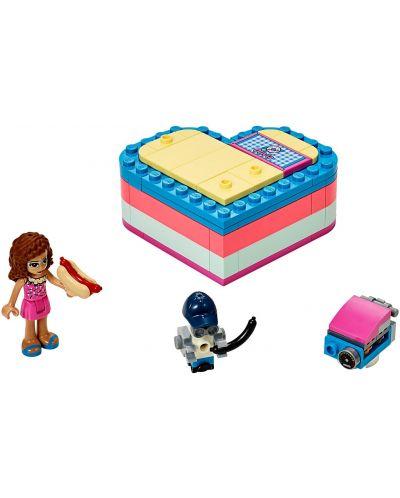 Конструктор Lego Friends - Olivia's Summer Heart Box (41387) - 2