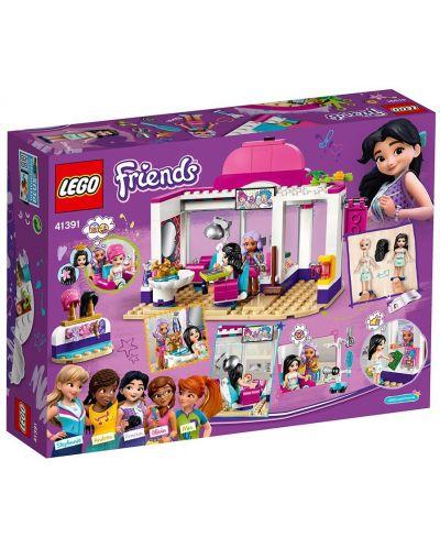 Конструктор Lego Friends - Фризьорски салон Хартлейк Сити (41391) - 2