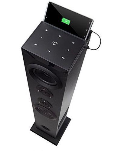 Колонка Energy Sistem Tower 5 - Bluetooth, черна - 2