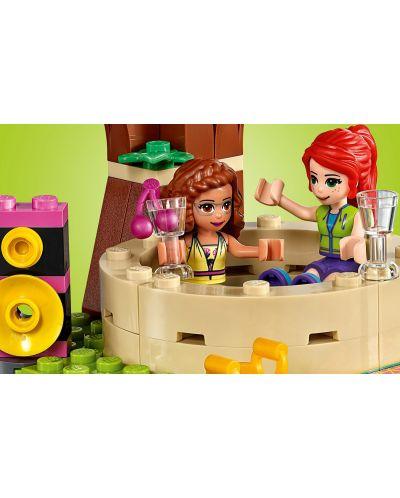 Конструктор Lego Friends - Луксозен къмпинг сред природата (41392) - 9