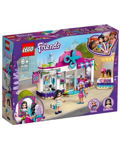 Конструктор Lego Friends - Фризьорски салон Хартлейк Сити (41391) - 1
