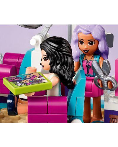 Конструктор Lego Friends - Фризьорски салон Хартлейк Сити (41391) - 9