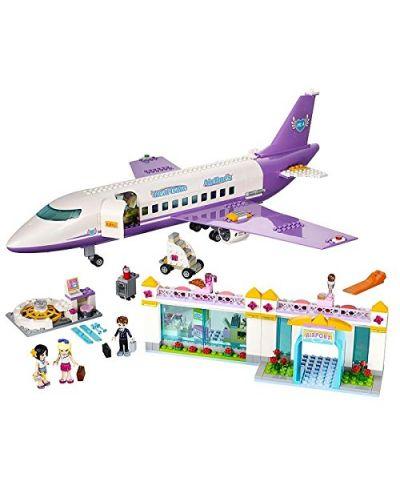 Конструктор Lego Friends - Летището на Heartlake (41109) - 4