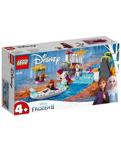 Конструктор Lego Disney Frozen - Експедиция с кану на Ана (41165) - 1