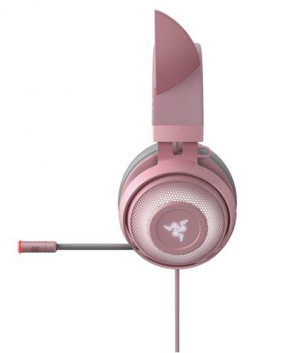 Гейминг слушалки Razer Kraken Kitty Ed. - Quartz - 3