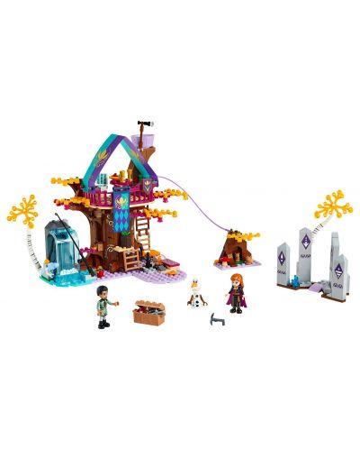 Конструктор Lego Disney Frozen - Омагьосаната къща на дърво (41164) - 2