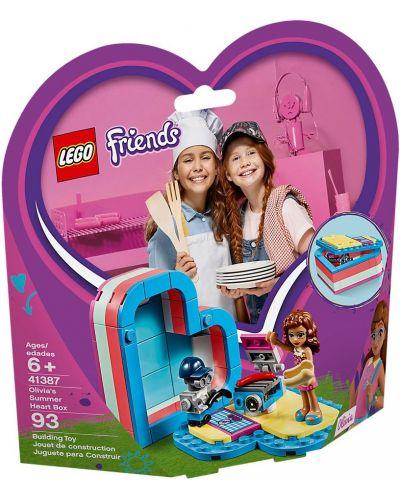 Конструктор Lego Friends - Olivia's Summer Heart Box (41387) - 1