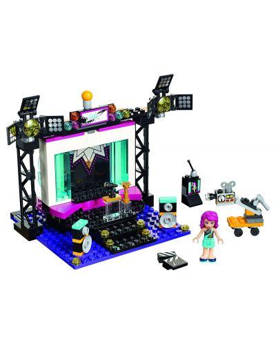 Конструктор Lego Friends - Поп стар ТВ студио (41117) - 4
