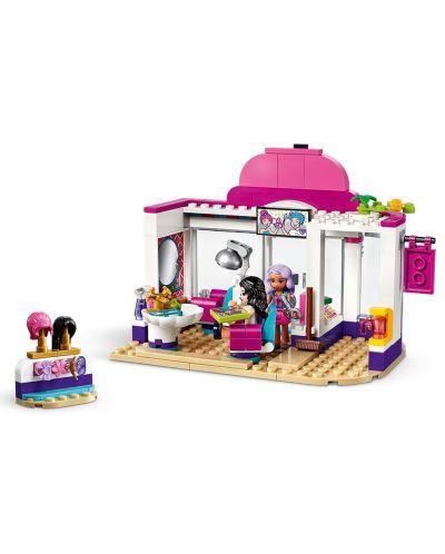 Конструктор Lego Friends - Фризьорски салон Хартлейк Сити (41391) - 4