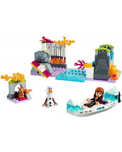 Конструктор Lego Disney Frozen - Експедиция с кану на Ана (41165) - 2