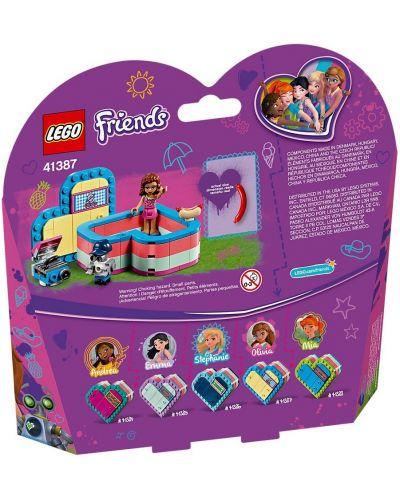 Конструктор Lego Friends - Olivia's Summer Heart Box (41387) - 3