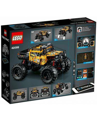 Конструктор Lego Technic - X-treme Off Roader 4x4 (42099) - 3