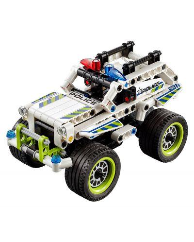 Конструктор Lego Technic - Полицейска кола за преследване (42047) - 4