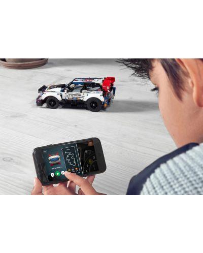 Конструктор Lego Technic - Рали кола, с управление чрез приложение (42109) - 11