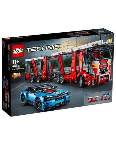 Конструктор Lego Technic - Aвтовоз (42098) - 1