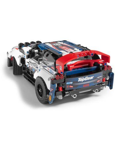 Конструктор Lego Technic - Рали кола, с управление чрез приложение (42109) - 6