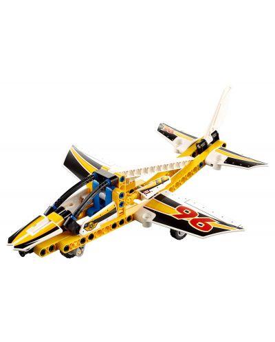 Конструктор Lego Technic - Реактивен самолет (42044) - 4