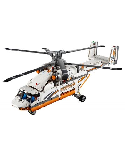 Конструктор Lego Technic - Тежкотоварен хеликоптер (42052) - 4