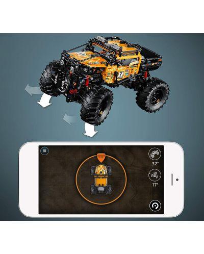 Конструктор Lego Technic - X-treme Off Roader 4x4 (42099) - 6