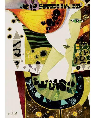 Пъзел Art Puzzle от 500 части - Вятърът, Халук Евитан - 2