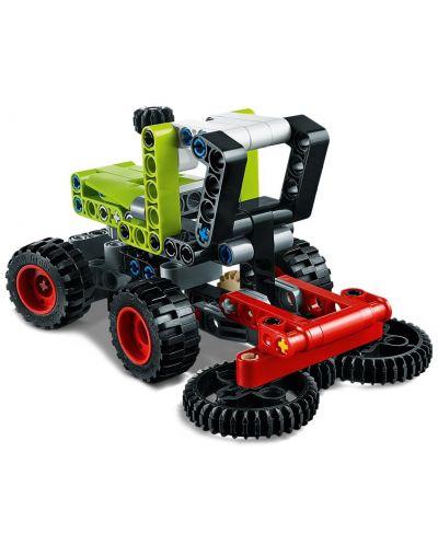 Конструктор Lego Technic - Mini Claas Xerion (42102) - 4