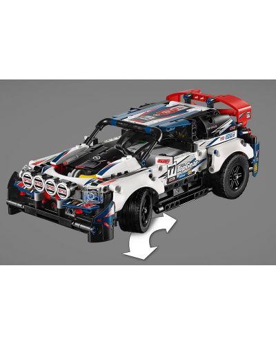 Конструктор Lego Technic - Рали кола, с управление чрез приложение (42109) - 9