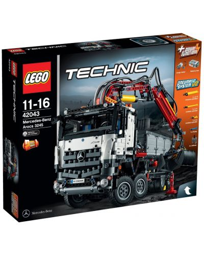 Конструктор Lego Technic - Mercedes-Benz Arocs (42043) - 1
