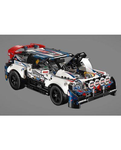 Конструктор Lego Technic - Рали кола, с управление чрез приложение (42109) - 10