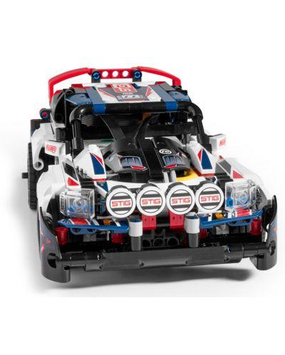 Конструктор Lego Technic - Рали кола, с управление чрез приложение (42109) - 5