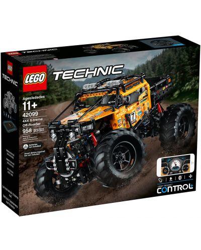 Конструктор Lego Technic - X-treme Off Roader 4x4 (42099) - 1