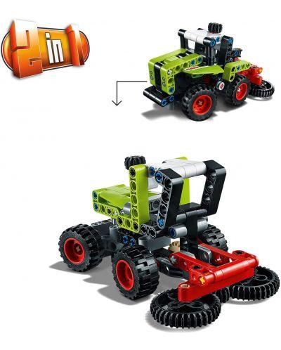 Конструктор Lego Technic - Mini Claas Xerion (42102) - 6