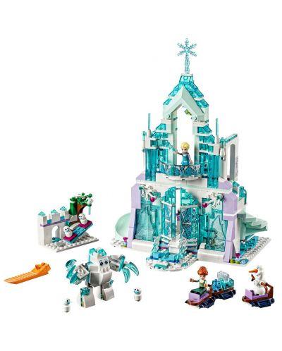 Конструктор Lego Disney Frozen - Магическият леден дворец на Елза (43172) - 2