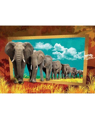 Пъзел Art Puzzle от 1000 части - Изобилие, Ерен Малчок - 2