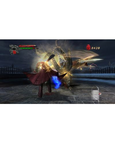 Devil May Cry 4 - Essentials (PS3) - 4