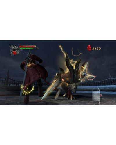 Devil May Cry 4 - Essentials (PS3) - 5